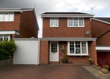 Thumbnail 3 bed link-detached house to rent in Westmead Close, Droitwich
