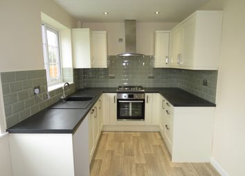Thumbnail 3 bed property to rent in Church Road, Great Glen, Leicester