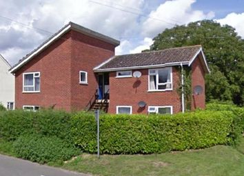 Thumbnail 1 bedroom flat to rent in The Green, Risby, Bury St. Edmunds