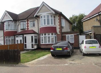 Thumbnail 5 bed semi-detached house to rent in Castleton Avenue, Wembley