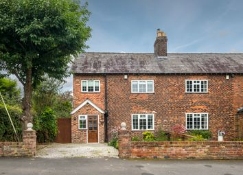 Thumbnail 4 bed cottage for sale in Reddish Hall Cottages, Broad Lane, Grappenhall