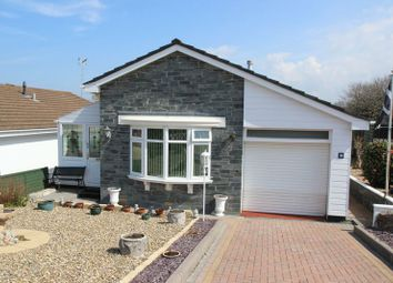 Thumbnail 2 bed detached bungalow for sale in Bedowan Meadows, Tretherras, Newquay