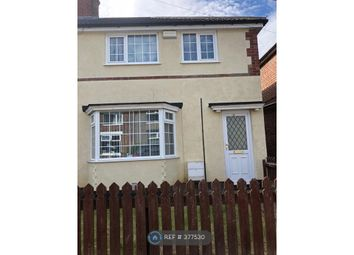 Thumbnail 3 bed end terrace house to rent in St. Francis Avenue, Grimsby