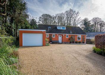 Thumbnail 4 bed detached bungalow for sale in The Park, Great Barton, Bury St. Edmunds