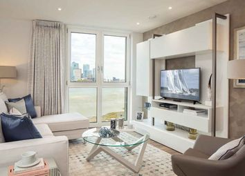 Thumbnail 2 bedroom flat for sale in Christchurch Way, London SE10, London,