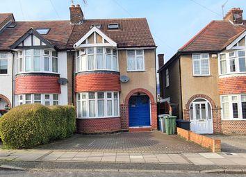 Uplands Road, East Barnet, Barnet EN4. 4 bed end terrace house for sale