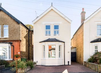 Thumbnail 3 bedroom detached house for sale in Langton Road, West Molesey, Surrey