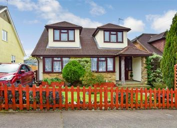 Thumbnail 4 bed detached bungalow for sale in Page Road, Bowers Gifford, Basildon, Essex