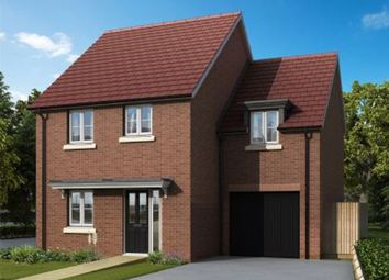 Thumbnail 4 bed detached house for sale in West Green, Pocklington, York