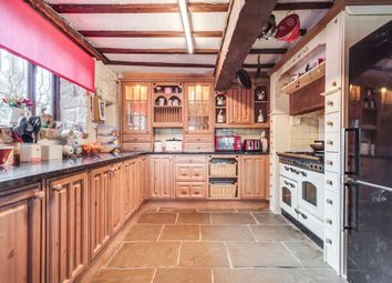 Thumbnail 5 bedroom detached house for sale in Chapel Lane, South Kirkby, Pontefract