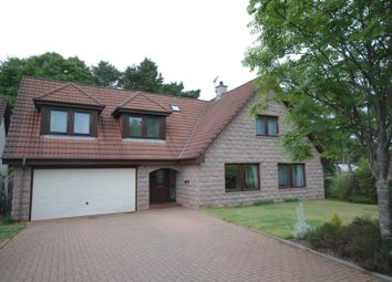 Thumbnail 5 bed detached house to rent in Macaulay Drive, Aberdeen