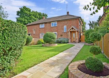 Thumbnail 3 bed semi-detached house for sale in Middlemead Road, Great Bookham, Surrey