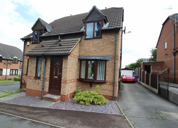 Thumbnail 2 bedroom semi-detached house for sale in Brockwood Close, Workhouse, Sheffield