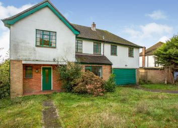 4 bed detached house for sale in Mount Close, Hook Heath, Woking GU22
