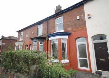 Thumbnail 2 bedroom terraced house to rent in Broom Avenue, Levenshulme, Manchester