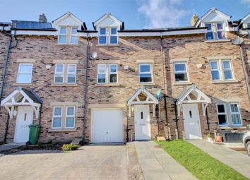 Thumbnail 4 bed terraced house for sale in Park View, Alnwick