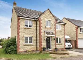 Thumbnail 4 bedroom detached house for sale in Heigham Court, Stanford In The Vale, Faringdon