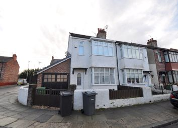 Thumbnail 2 bed semi-detached house to rent in Danescourt Road, Birkenhead