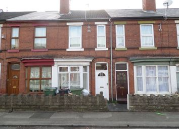 Thumbnail 2 bed property to rent in Dora Street, Walsall, West Midlands