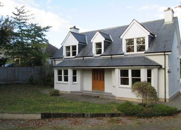 Thumbnail 5 bed detached house to rent in Corradale Corry Road, Muir Of Ord