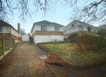 Thumbnail 2 bedroom detached bungalow for sale in Moorside Road, Bournemouth
