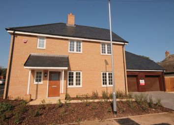 Thumbnail 5 bed detached house for sale in Plot 1, 'the Chancellors', Blunham Road, Moggerhanger