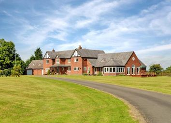 Thumbnail 4 bedroom detached house for sale in Chellaston, Derby, Derbyshire