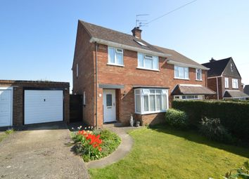 Thumbnail 4 bed semi-detached house for sale in Cedar Avenue, Hazlemere, High Wycombe