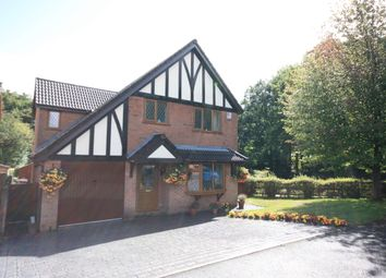 4 Bedrooms Detached house for sale in Laburnum Close, Kidsgrove, Stoke-On-Trent ST7