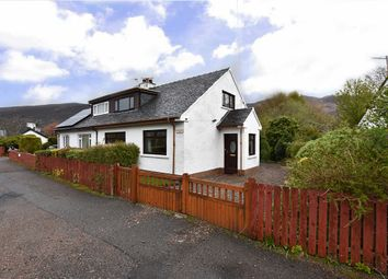 Thumbnail 4 bed semi-detached house for sale in Old Ferry Road, North Ballachulish