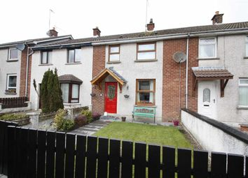Thumbnail 3 bed terraced house for sale in Hillfoot Crescent, Ballynahinch, Down