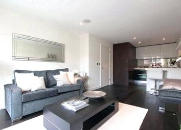Thumbnail 1 bed flat to rent in Moore House, Grosvenor Waterside, London