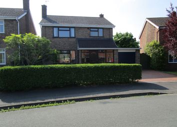 Thumbnail 3 bed detached house for sale in The Flashes, Gnosall, Stafford
