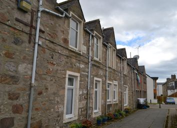 Thumbnail 1 bed flat for sale in Flat 2, 91 High Street, Forres