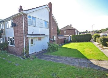 Thumbnail 3 bed semi-detached house for sale in Cambridge Crescent, Crofton, Wakefield