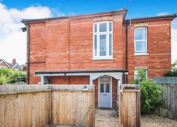 Thumbnail 2 bed flat for sale in Belvedere Road, Winton, Bournemouth