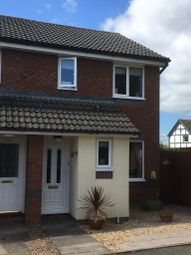 Thumbnail 2 bed end terrace house for sale in Credenhill, Hereford
