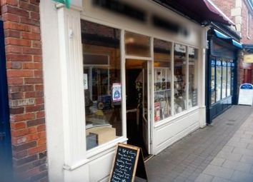Thumbnail Retail premises for sale in Ripon HG4, UK