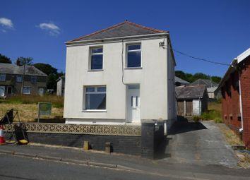Thumbnail 3 bed detached house for sale in Heol Y Felin, Pontyberem, Llanelli