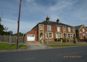 Thumbnail 3 bed end terrace house to rent in London Road, Halesworth