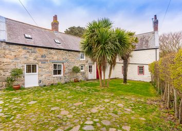 Thumbnail 3 bed cottage for sale in Rue Du Marais, Vale, Guernsey