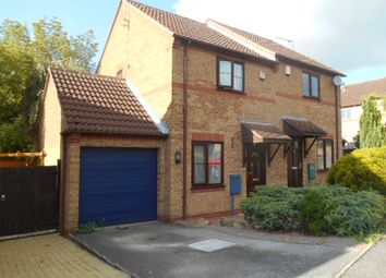 Thumbnail 2 bed semi-detached house to rent in Caldermill Close, Oakwood, Derby