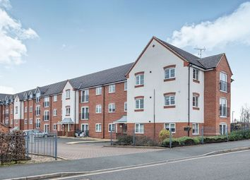 Thumbnail 2 bed flat for sale in Penruddock Drive, Coventry