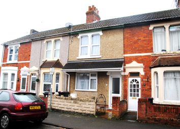Thumbnail 2 bed terraced house for sale in Portsmouth Street, Swindon