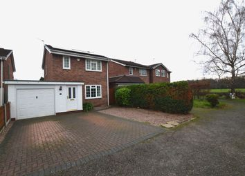 Thumbnail 3 bed detached house for sale in Whitley Close, Middlewich