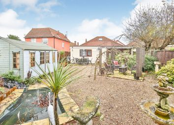 3 bed detached bungalow for sale in Vera Road, Hellesdon, Norwich NR6