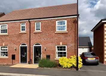 Thumbnail 3 bed semi-detached house for sale in Red Norman Rise, Holmer, Hereford