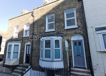 Thumbnail 4 bed terraced house for sale in Hertford Street, Ramsgate