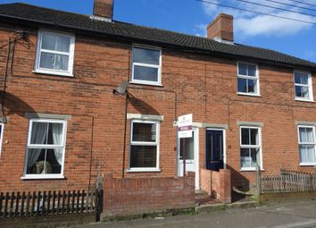 Thumbnail 2 bed terraced house for sale in Roberts Road, Leiston, Suffolk