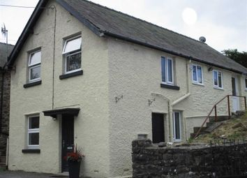 Thumbnail 2 bed detached house to rent in Gilfach, High Street, Llanfair Caereinion, Welshpool, Powys